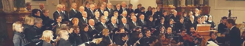 Kirchenchor Baar Steinhausen