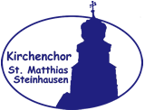 Kirchenchor St. Matthias Steinhausen Logo