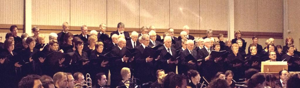 Uraufführung des Magnificat von Martin Völlinger am 13. Dezember 2014