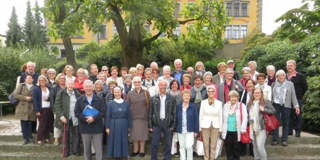 Kirchchenchor Baar Steinhausen Ausflug 2015 Baldegg